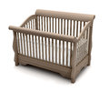 Wooden cradle Royalty Free Stock Image