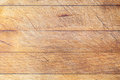Wooden cutting board with horizontal lines background Royalty Free Stock Photo