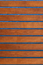 Wooden Decking Royalty Free Stock Image