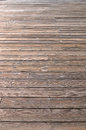 Wooden Dock Background, horizontal view Stock Image