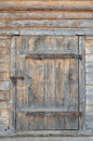 Wooden door Royalty Free Stock Photos