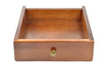 Wooden drawer Royalty Free Stock Photo