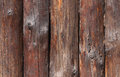 Wooden fence close up of Royalty Free Stock Photo