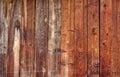Wooden fence old dark background boards