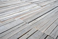 Wooden floor pattern of old Stock Image