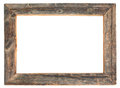 Photo : Wooden frame poster grunge copy