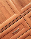 Wooden furniture detail Royalty Free Stock Image