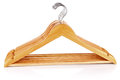 Wooden hanger kit Royalty Free Stock Image