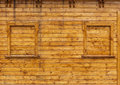 Wooden house wall Royalty Free Stock Photo