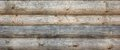 Wooden Log Cabin Old Wall Natural Colored Horizontal Background Royalty Free Stock Photo