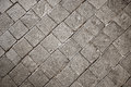 Wooden old block texture with cracks background Royalty Free Stock Photo