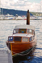Wooden old boat Royalty Free Stock Photography