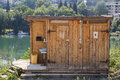 Wooden Outhouse 2