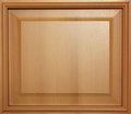 Wooden panel frame with copy space Royalty Free Stock Image
