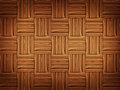 Wooden parquet floor macro background Stock Image