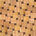 Wooden Parquet Floor. Seamless Texture. Royalty Free Stock Photo