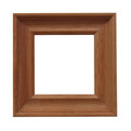 Wooden photo frame tomb of Stock Photography