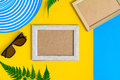 Wooden Picture Frame And Set O...