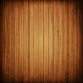 Wooden plank background realistic wood texture vector illustration Royalty Free Stock Photography