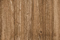 Wooden plank background, warm light-brown color, vertical boards, wood texture, old table (floor, wall), vintage Royalty Free Stock Photo