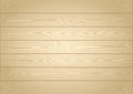 Wooden planks background vector illustration Stock Images