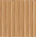 Wooden planks board vector seamless pattern