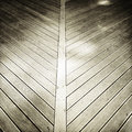 Wooden planks closeup of background Royalty Free Stock Photography
