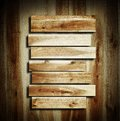 Wooden planks closeup of on wood background Stock Photos