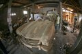 Wooden replica craftsmen are making of a sports car in boyolali central java indonesia Stock Photos