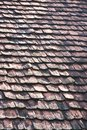 Wooden roof Royalty Free Stock Photos