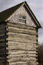 Wooden Shack Royalty Free Stock Image