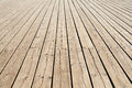 Wooden sidewalk pier fragment of Royalty Free Stock Photos