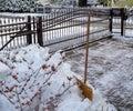 Schnee Fleiß Von schnee