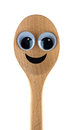 Wooden spoon Royalty Free Stock Photo