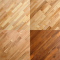 Wooden surface parquet floor plank backgrounds Royalty Free Stock Photos