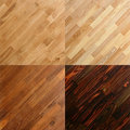 Wooden surface parquet floor plank backgrounds Royalty Free Stock Photo