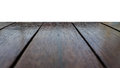 Wooden table texture. Royalty Free Stock Photo