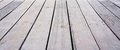 Wooden terrace floor old out door Royalty Free Stock Images