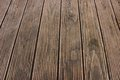 Wooden texture old brown boards Stock Image