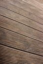 Wooden texture old brown boards Royalty Free Stock Images