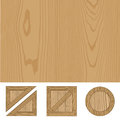 Wooden texture vector illustration Stock Images