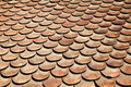 Wooden tiles Stock Image