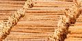 Wooden timber logs