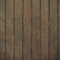 Wooden wall as brown background or texture