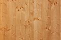 Wooden wall close up of made of planks Royalty Free Stock Photography