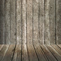 Wooden wall grunge plank background Stock Image