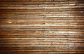 Wooden wall interior background Royalty Free Stock Image