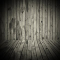 Wooden wall the terrace farms for background Royalty Free Stock Image