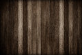 Wooden wall texture background; Dark old wood background Royalty Free Stock Photo