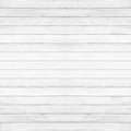 Wooden wall texture background, gray-white vintage color Royalty Free Stock Photo